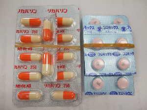 腫れ 扁桃 薬 腺